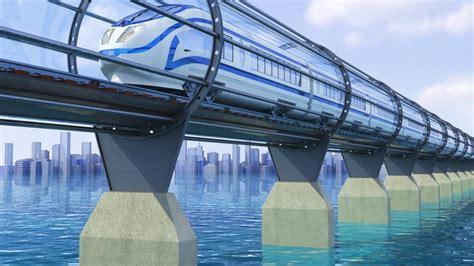Tesla High Speed Rail Hyperloop Transportation Of The Future George M Davison