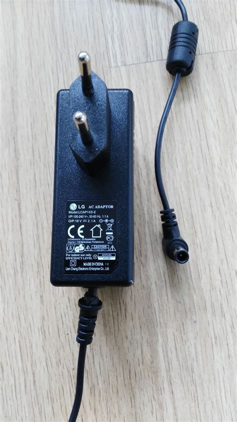 Adaptor Tv Lcd 19v Lg 1 19v 2 1a lg 24mt46 lcap16b e lcd monitor ac adapter charger 19v 2 1a lg 24mt46 lcap16b e lcd