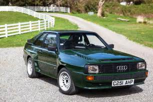 classic drive 1984 audi sport quattro i drove my