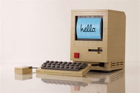 Mac Original lego version of the original macintosh by chris mcveigh