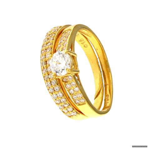 Wedding Rings India by 22ct Indian Gold Wedding Ring Set 163 361 62 Rings