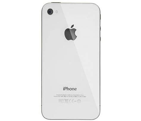 Backdoor Asus Zenfone 4s Original iphone 4s back cover white