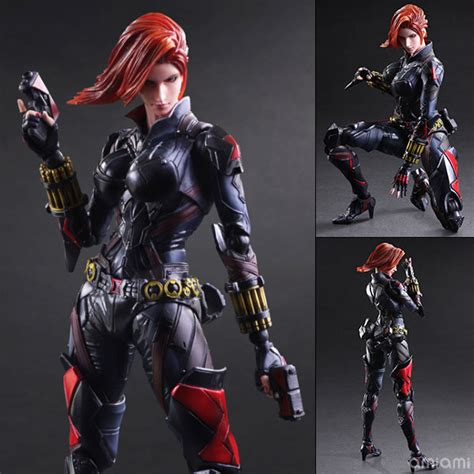 Figure Marvel Universe Black Widow Play Arts amiami character hobby shop variant play arts
