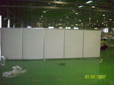 Panel Photo Zigzag Putih partisi pameran stand home