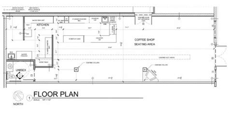 shop floor plan the cafe at the place coffee shop and restaurant is now