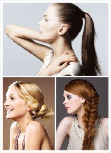tutorial rambut musim panas 3 tips menata rambut secara cepat untuk musim panas