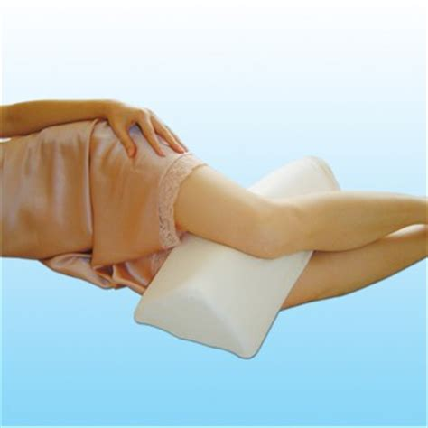 Sleeping With Pillow Between Legs For Back by Astar Memory Foam Multi Use Pillow Item M141