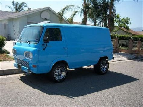 17 best images about old ford vans on pinterest | first