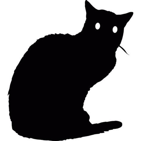 imagenes en negro de halloween gato negro para halloween descargar iconos gratis