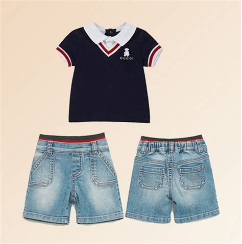 jual baju anak gucci set navy bo 407 pusat baju anak