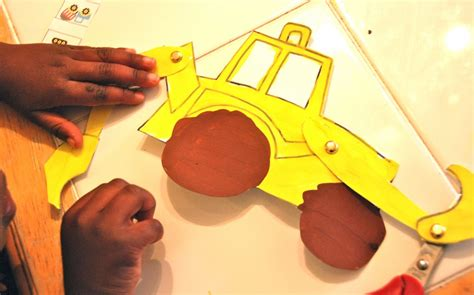construction crafts for preschool construction theme printables projects and