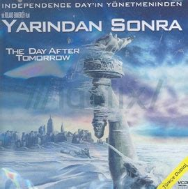 Vcd The Day After Tomorrow day after tomorrow yarindan sonra roland emmerich