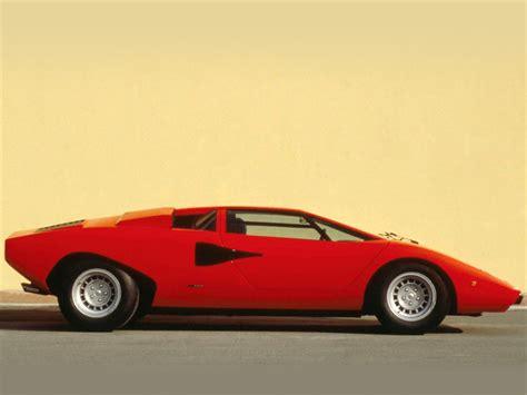 1985 Lamborghini Countach 1985 Countach Quattrovalvole Lamborghini Pictures
