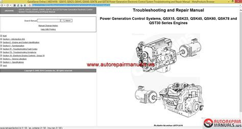 qst30 wiring diagram 28 images qsx15 wiring diagram