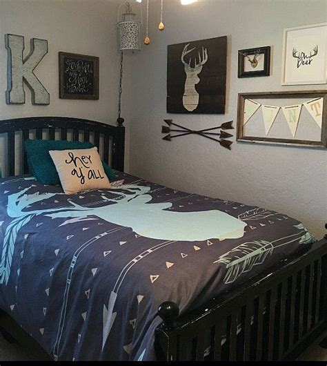 17 best ideas about boys hunting bedroom on pinterest