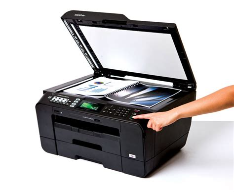 Brother Mfc6710dw A3 Colour Inkjet Multifunction Printer