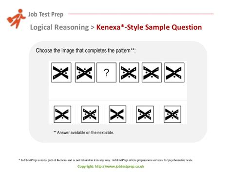 pattern matching reasoning questions preparation for kenexa s logical reasoning tests tips