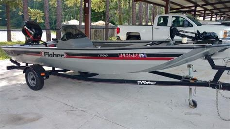 bass fishing used aluminum boats for sale fisher aluminum bass boat boats for sale