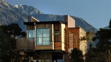 Kaikoura Cabins by Hapuku Lodge Tree Houses Kaikoura South Island
