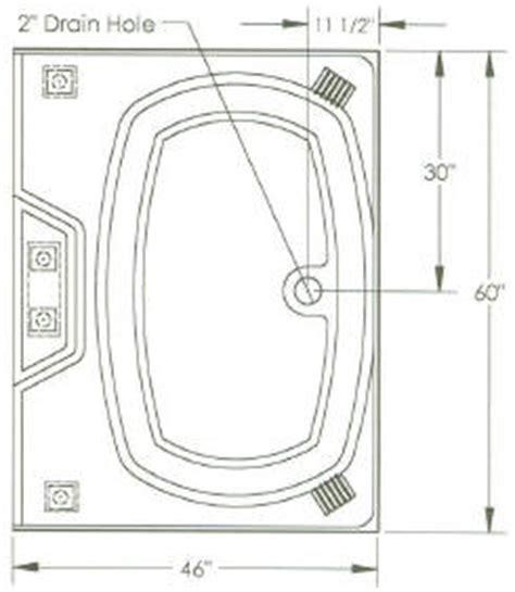 Garden Tub Dimensions Pin Garden Tub Dimensions By Wwwrialnodesignscom Like