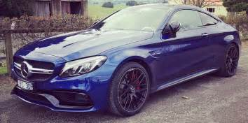 Mercedes C63 Coupe 2017 Mercedes Amg C63 S Coupe Review Caradvice