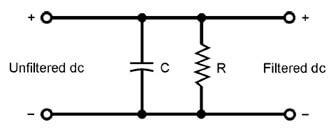 power supply bleeder resistor bleeder resistor basics power electronics a to z