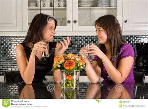 Talking Kitchen by Talking In The Kitchen Stock Photo Image 13404310