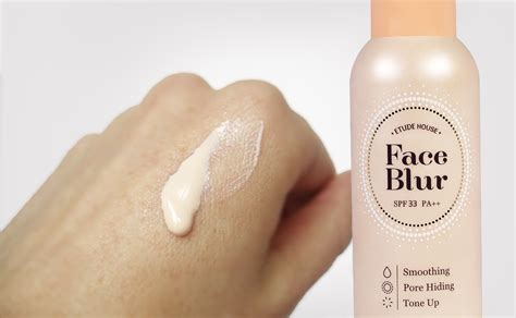 Makeup Etude recension etude house blur spf33 pa primer fr 229 n