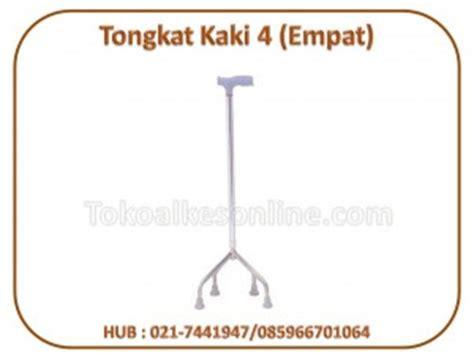 Kruk Tongkat Kaki 4 tongkat kaki 4 empat toko alat kesehatan