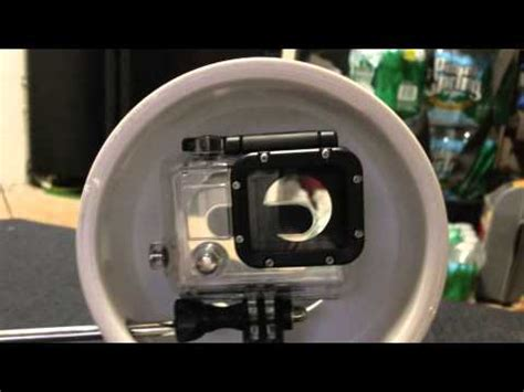 diy pro home made quot troll pro quot housing for go pro hero 3 youtube
