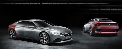 peugeot concept peugeot exalt concept cars peugeot uk