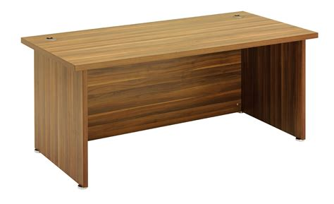 Office Bureau Desk Executive Office Desks For Sale Light And Walnut From Rainbow Zebra