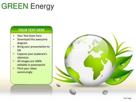 green energy powerpoint template green energy powerpoint presentation templates