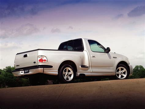 2004 Ford F150 Specs by 1999 2004 Ford F 150 Svt Lightning Specs Performance