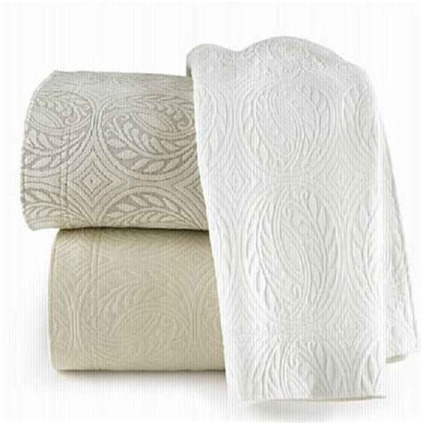 peacock alley matelasse coverlet savannah fine linens