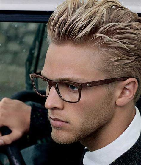 Hairstyles Blonde Male | 40 cool male hairstyles mens hairstyles 2018
