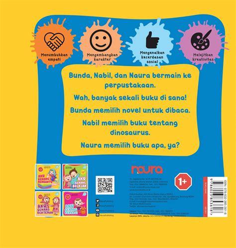 Board Book Aku Senang Berbagi buku seri anak hebat mai mizanstore