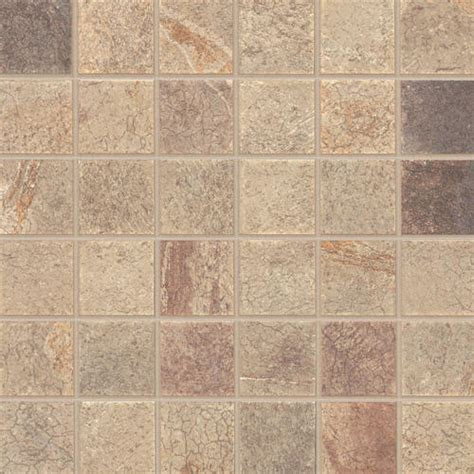 concerto glazed porcelain mosaic floor or wall tile 2 quot x 2 quot at menards 174