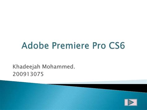 adobe premiere cs6 offline installer adobe premiere pro cs6 mpeg 2 codec download