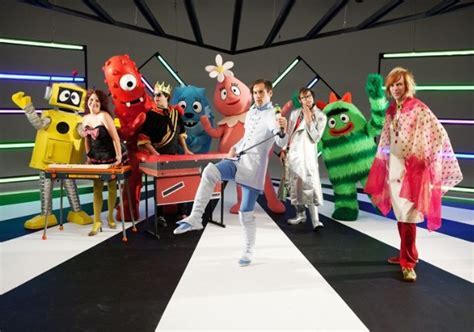 of Montreal Visit Yo Gabba Gabba! With ?Bananas, Rice