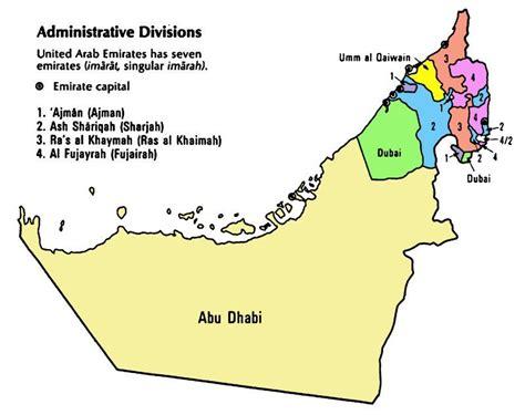 united arab emirates map united arab emirates maps