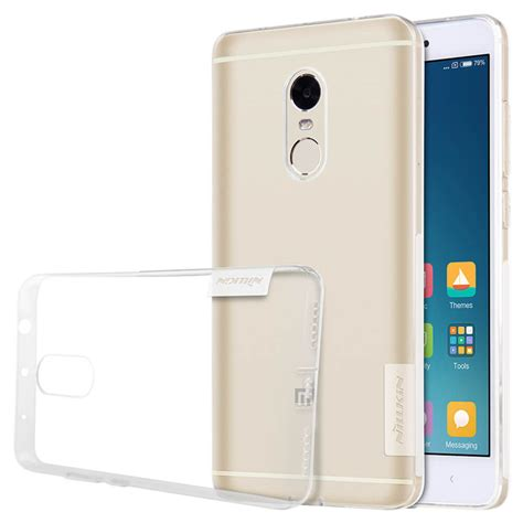 Nillkin Nature Tpu For Xiaomi Redmi Note 4 Mediatek Nnsc3jtp nillkin nature tpu for xiaomi redmi note 4 mediatek