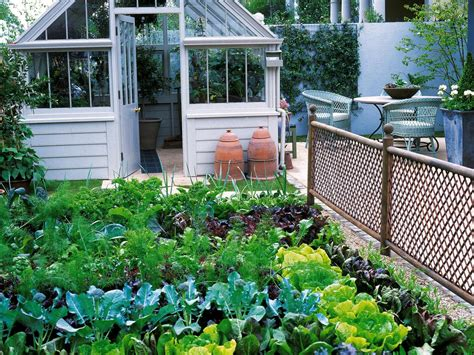 Vegetable Garden Greenhouse Growing Your Own Vs Shopping Growing Spaces