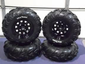 Honda Atv Tires Honda Rancher 420 Sra 25 Quot Thang Atv Tire Itp Black