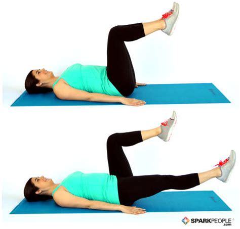 6 exercises to rebuild your after pregnancy sparkpeople