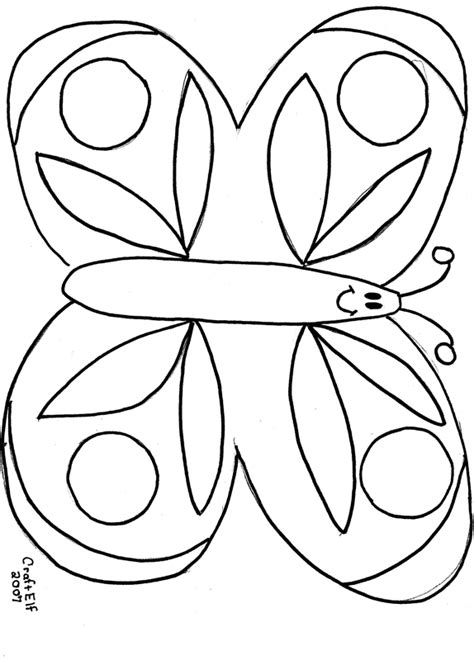 coloring pages of big butterflies free coloring pages of large butterfly