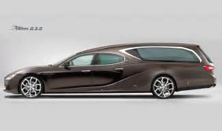 Maserati Hearse Maserati Ghibli Hearse Going Out With Style