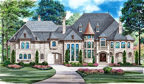 french country house plans 2012 dallas design group