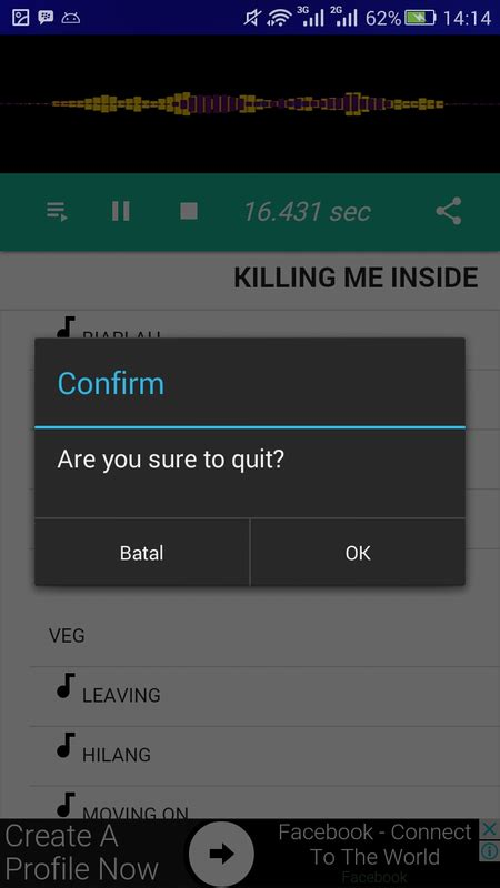 download lagu killing me inside free lagu killing me inside apk download for android getjar