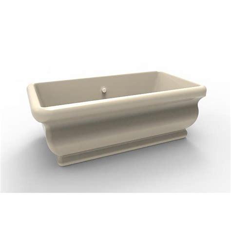 5 Ft Bathtub by Hydro Systems Michelangelo 5 5 Ft Acrylic Flat Bottom